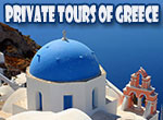 Private Tours of Greece
